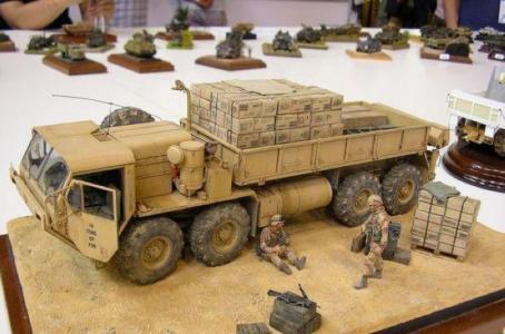 军事模型制作厂家